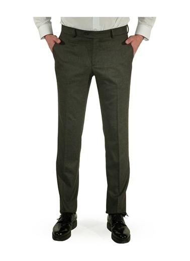 IGS Erkek Grı Regularfıt / Rahat Kalıp Std Pantolon Gri
